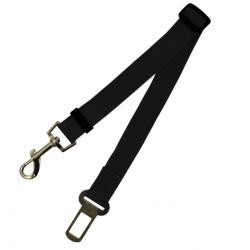 Bezpečnostní pás pro psa - černý
