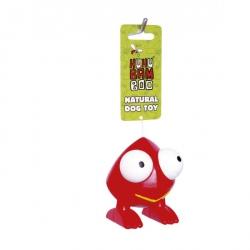 Latexová hračka pro psa Huhubamboo žabka