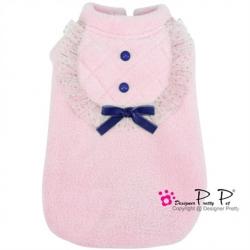 Růžový svetr pro psa Classic Pretty Pet