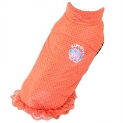 Zimní bunda pro psa, vesta pro psa Dobaz - oranžová