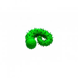Latexová hračka pro malého psa - červ