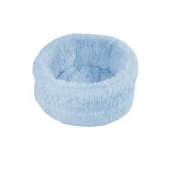 Luxusní pelech pro psa Teri - modrý