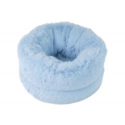 Luxusní pelech a tulipytlík pro psa ŇuŇu 2v1 - modrý