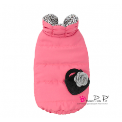 Luxusní vesta pro psa Pretty Pet Rose - vel. S - růžová