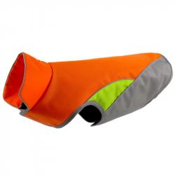 Outdoorová vesta pro psa oranžová - vel. M