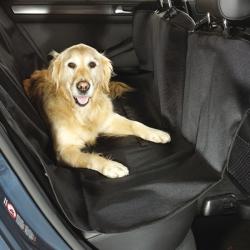 Ochranná deka, autopotah zadních sedadel pro psy